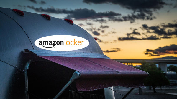 airstream - amazon Locker
