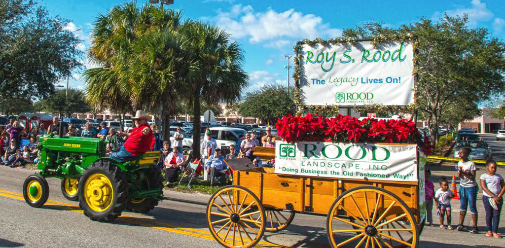 Hobe Sound Xmas Parade